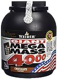 WEIDER Mega Mass 4000 Chocolat 3 kg...