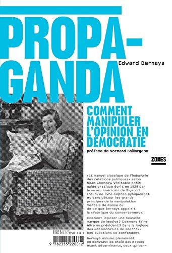 Propaganda par Edward Bernays