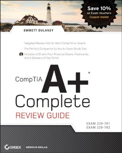 CompTIA A+ Complete Review Guide: Exam 220-70/Exam 220-702 por Emmett Dulaney
