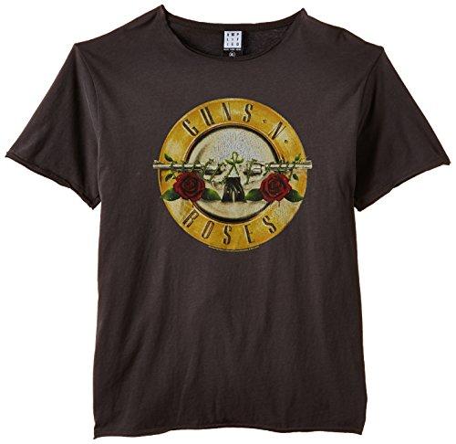 Amplified Herren T-Shirt Grau (Charcoal)