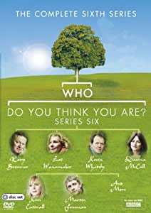 Who Do You Think You Are? Series Six [DVD]