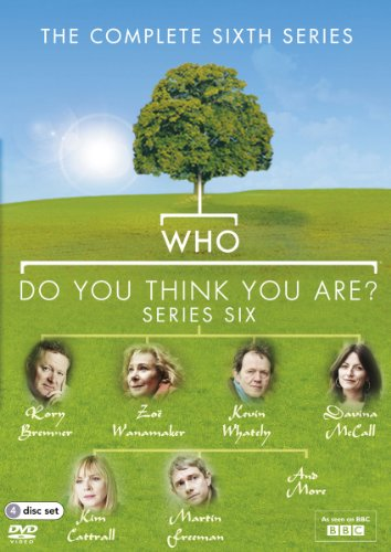 Who Do You Think You Are – Series 6 [UK Import]