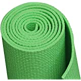 Onlymat Yoga Mat, 180 x 60 x 4 mm, Green