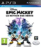 Disney Epic Mickey : le retour des Héros [Compatible PS Move]