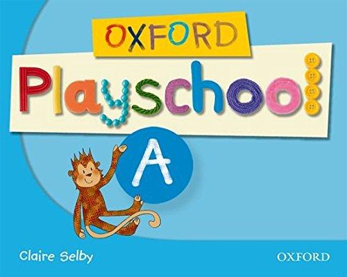 Oxford Playschool a Class Book - 9780194734080