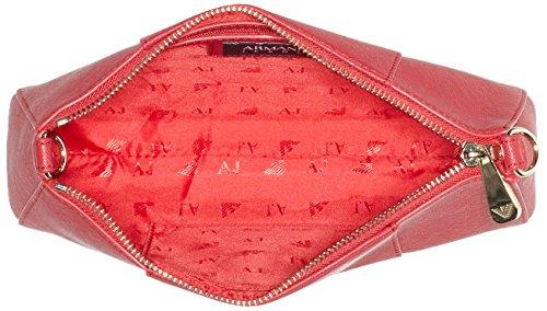 Armani Jeans 922544cc857, Sacs bandoulière Rouge (GERANIO 08873)