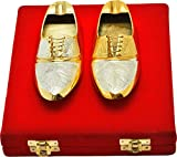 #10: Jaipur Ace Royal Ash tray Silver gold plated Stylish Ash tray in Shoes Shaped