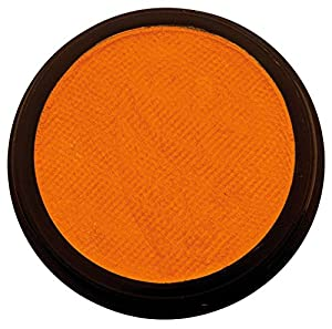 Eulenspiegel - Maquillaje Profesional Aqua, 12 ml / 18 g, Color Brillo perlino Naranja (130537)