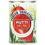 Mutti - Pomodori Pelati, 100% Pomodoro Italiano - 400 g