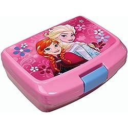 Frozen Porta Merenda Lunch Box Anna E Elsa Undercover