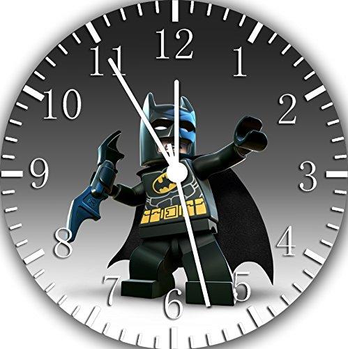 LEGO Batman Wanduhr 25,4cm Nice Geschenk und Raum Wand Decor Y29
