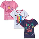 #10: Cherokee Girls' T-Shirt (Pack of 3)