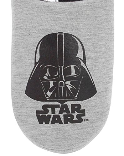 51BUeL6QOuL - Star Wars Darth Vader Men's Slippers (45 EU)