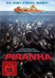 DVD Cover 'Piranha