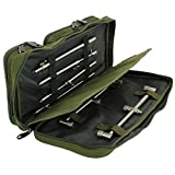 NGT CARP FISHING BUZZ BAR BAG 2 FRONT POCKETS by NGT