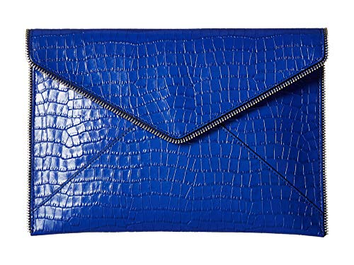 Rebecca Minkoff Leo Clutch Perforated (Leo Umschlag)