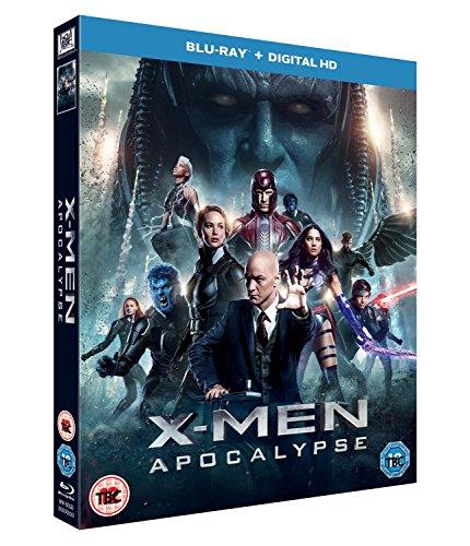 X-Men: Apocalypse [Blu-ray] UK-Import, Sprache-Englisch