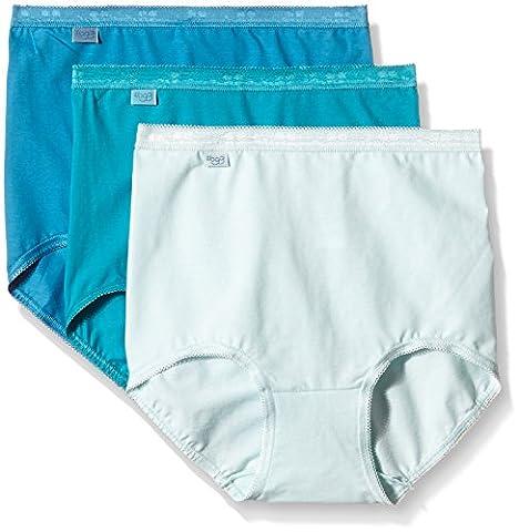 Sloggi Damen Taillenslip Basic+ Slip Maxi, Gr. EU 56 (Herstellergröße:
