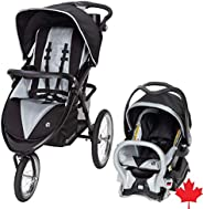 Babytrend Expedition® Premiere Jogger Travel System Ashton suitable for 6Months-36months car seat group (0-10k