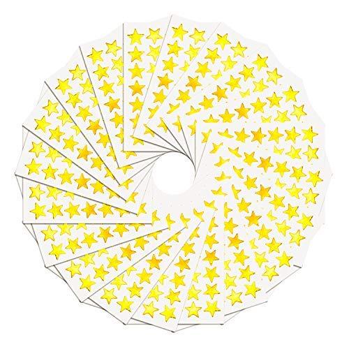 WXJ13 -Paquete 100 hojas 3500 pegatinas adhesivas