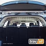 Travall® Guard Hundegitter TDG1343 - Maßgeschneidertes Trenngitter in Original Qualität
