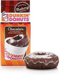 Dunkin Donuts Ground Coffee. (Pack of 3) (Chocolate Glazed Donut)