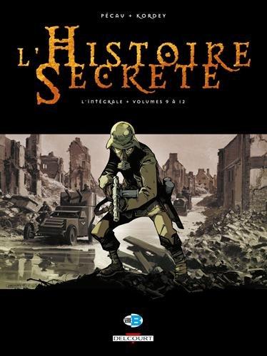 L'Histoire secrète - Intégrale T9 à T12