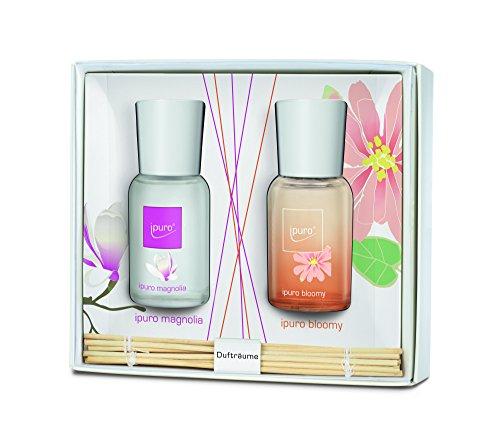 ipuro season line geschenkset raumduft magnolia und bloomy 1er pack 2 x 50 ml my. Black Bedroom Furniture Sets. Home Design Ideas