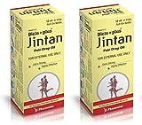 Jintan Pain Relief Oil (12 ml) - 2 Bottles: Lasts Up To 2 Weeks