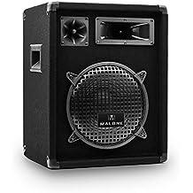 Malone PW-1022 cassa audio passiva altoparlante PA (400W, subwoofer 25 cm, 3 vie)