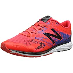New Balance Mstrorb1, Scarpe Sportive Indoor Uomo, Rosso (Energy Red/Team), 44 EU