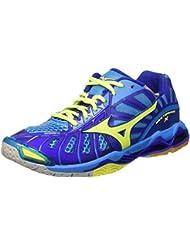 Mizuno Wave Tornado, Chaussures de Volleyball Homme, Bleu