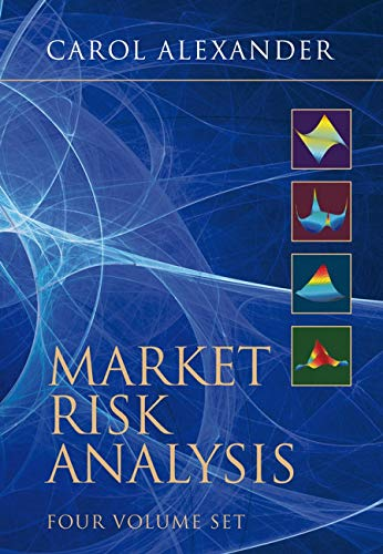 Market Risk Analysis: 4 Volume Boxset (Advanced Instrument Engineering)