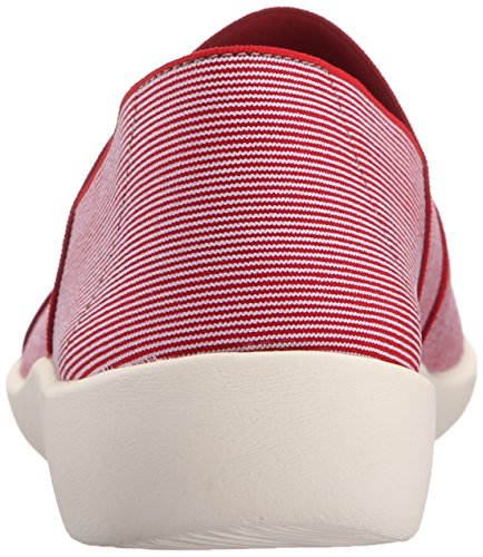 Clarks Cloudsteppers Sillian Firn Flat red