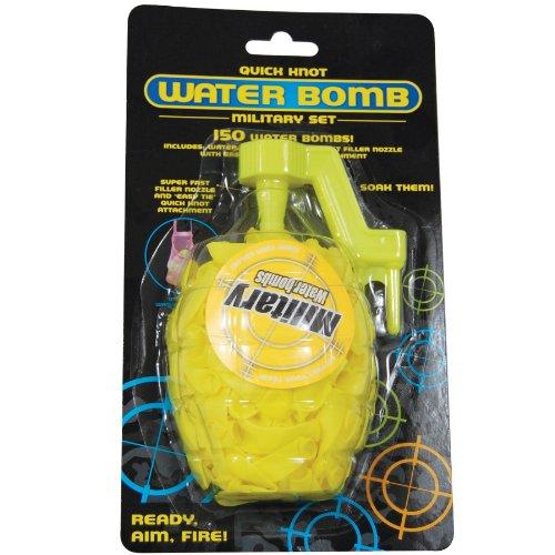 Wasserbomben mit Schnellverknotung, 150 Wasserbomben und Zubehör