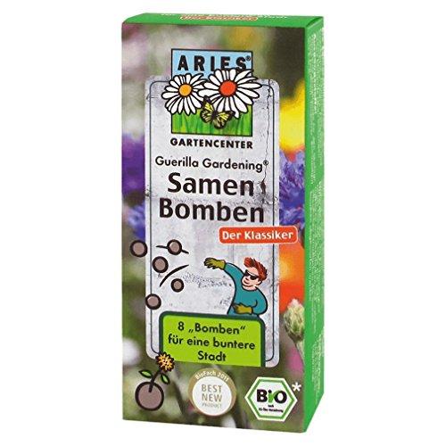Aries Samenbomben (1 x 8 Stk) (Guerilla-gardening)