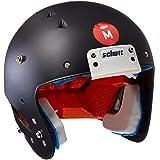 Schutt Sports 798004 Youth Recruit Hybrid Football Helmet (Faceguard Not Included) - 7980041M06, XXS, Black Matte Clear