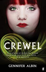 Crewel by Gennifer Albin (2012-10-18)