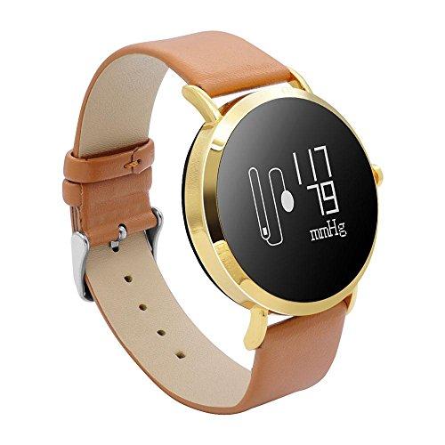 La plus élégante: la montre connectée de sport Teepao