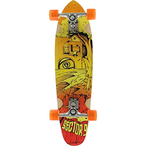 sector-9-getaway-rosso-giallo-longboard