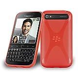 Cadorabo - TPU X-line Style Silikon Hülle für Blackberry CLASSIC
