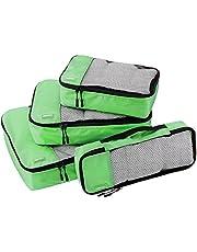 AmazonBasics Packing Cubes/Travel Pouch/Travel Organizer - Small, Medium, Large, and Slim