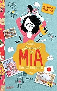 Journal de Mia, tome 8 : De l'orage dans l'air par Meg Cabot