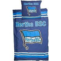 Hertha BSC Leuchtbettwäsche