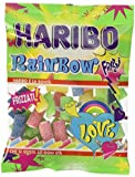 Haribo Rainbow Frizzi, 175 gr
