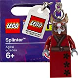 Lego Splinter Keychain Limited Edition