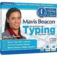 Mavis Beacon Teaches Typing 18 by Mavis