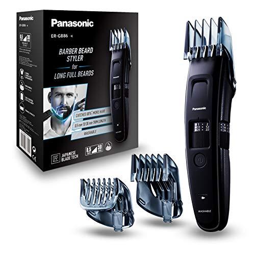 Panasonic er-gb86-k503Bartschneider, schwarz