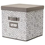 IKEA ASIA STORSTABBE Box mit Deckel beige