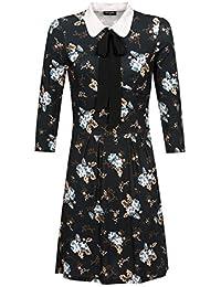 Vive Maria Piccadilly Girl Dress allover/black